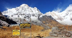 Annapurna Sanctuary 1/undefined by Tripoto
