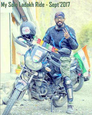 My Solo Ladakh Bike Trip (15 Days in Ladakh)