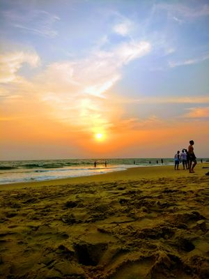 Varkala : Not just a captivating shoreline & a salient cliff
