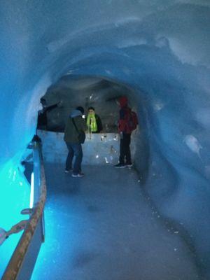Titlis Glacier Cave 1/undefined by Tripoto