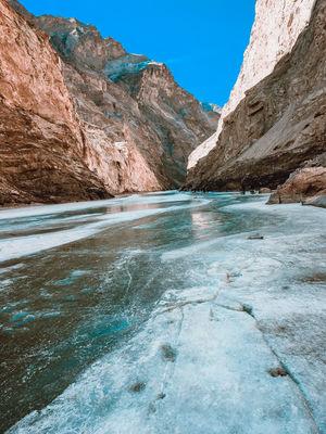 Chadar trek - Trekking In Ladakh - Frozen River Trekking In Ladakh 1/undefined by Tripoto