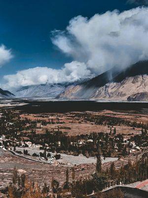 Magicla Nubra valley