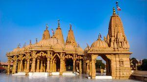 Peaceful place Shri Swaminarayan Mandir, Sankri.