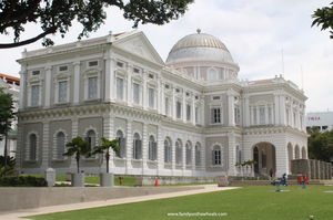 National Museum of Singapore : Perfect Fun and knowledge package