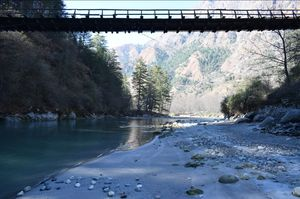 An Encounter with a Guiding Soul in Kasol - Day 1