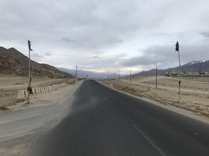 TRAVELING TO LEH IS NOT A VACATION, IT'S AN EXPERIENCE
