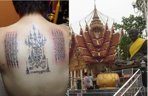 Sak Yant: This Magical Thai Tattoo Was My Dream Until This Happened!