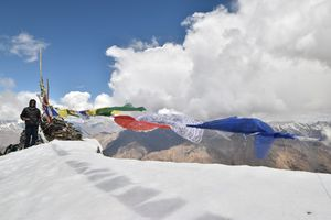 Spiti's Kanamo Trek Closed Indefinitely Due to Glacial Disturbances!