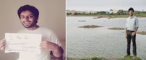 This Indian Quit His Job at Google to Clean up All the Lakes in the Country