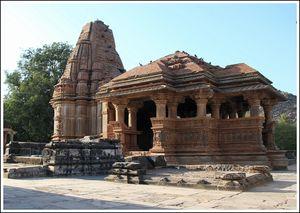 India Has a 'Saas-Bahu' Temple