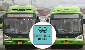 Free DTC Travel for Women From 29th October 2019!