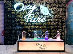 It Has Finally Come to This! Delhi Has an Oxygen Bar Now