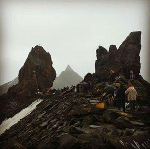 Shrikhand Mahadev :One of the Toughest trek in India