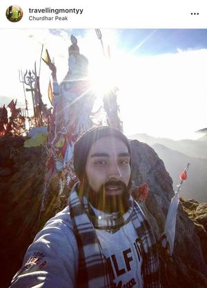My First Solo Trip :Trek to Churdhar Mahadev