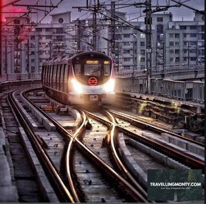My Weekend Date with Delhi Metro