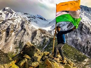 Solo Travel to Chitkul: Explore Flag peak Trek