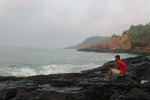 Gokarna a magical place in South India