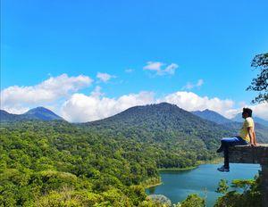 Twin Lake - Bali