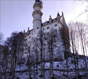Neuschweinstein Castle: The inspiration for the 'Disney Castle'