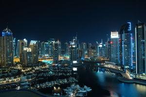 Dubai Marina - Dubai - United Arab Emirates 1/12 by Tripoto