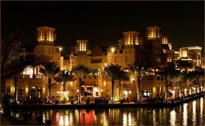 Souk Madinat Jumeirah - Dubai - United Arab Emirates 1/2 by Tripoto
