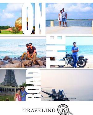 My trip to Madurai, Rameshwaram & Pondicherry [November 2019]..