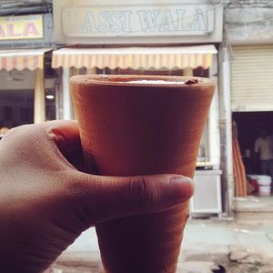Eating & drinking my way through Jaipur