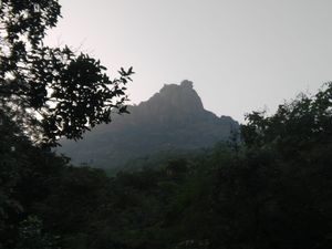 Adventure trek Parvathamalai