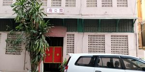 The Only Chinese Temple in Mumbai....