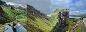 A solo trip to London, Edinburgh & Isle of Skye (Scotland) ! Is it expensive ?