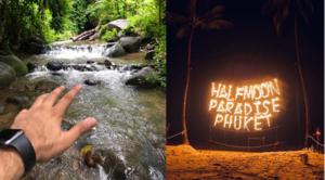 A Secret Beach Party & I Met This Girl - Phuket (3 Memorable Days)