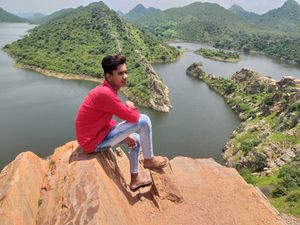 Udaipur badi lake view udaipur to just 4km view are amazing