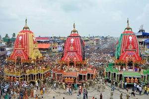 Sri Jagannath Ratha Yatra