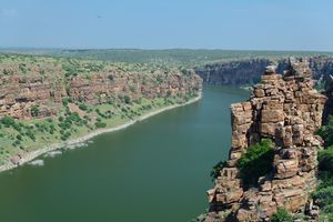 Gandikota and Belum cave, an exhilarating outing