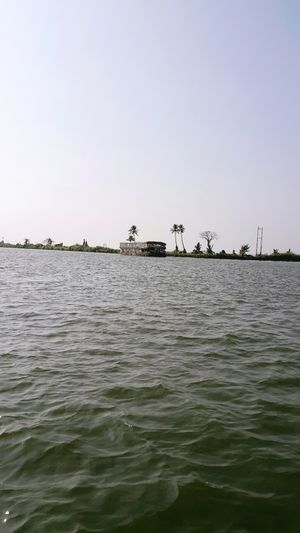 Boat trip from Kottayam to Alappuzha(from kodimatha boat jetty by govt transport boats)just 18rupee!
