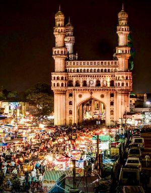 Land of Nizam's : Hyderabad