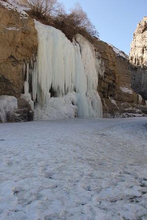 Chadar Trek: Land of Ice