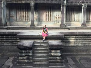 Angkor Wat : What a destination !!!!