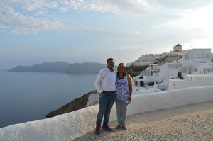 A Greek Sojourn #romantictrip