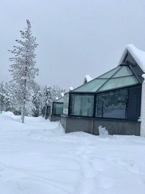 Rovaniemi-White wonderland