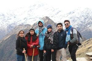 तुंगनाथ: उत्तराखंड में बर्फीली पहाड़ियों का मज़ा