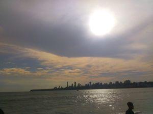 Sunset @ Marine Drive