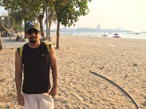 A Sweet Day in Famous Pattaya City