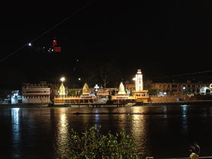 Never Judge A Place Until You've Seen It ~ Rishikesh