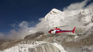 Everest Base Camp day trips, by Heli Tour.