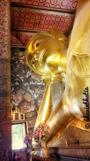WAT PHO -The Temple of Reclining Buddha