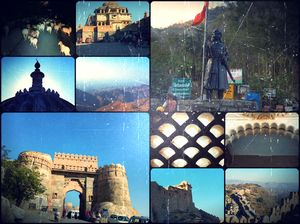 Kumbhalgarh Fort, UNESCO WORLD HERITAGE SITE and Second-Longest Walls After Great Wall Of China