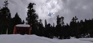 Chopta & Snowfall