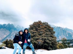 Auli, Skii Adventure Uttrakhand, India