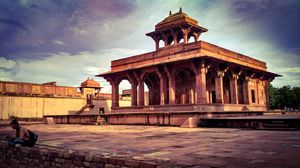 Fatehpur Sikri - The ancient architecture